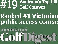 Australian Golf Digest #19